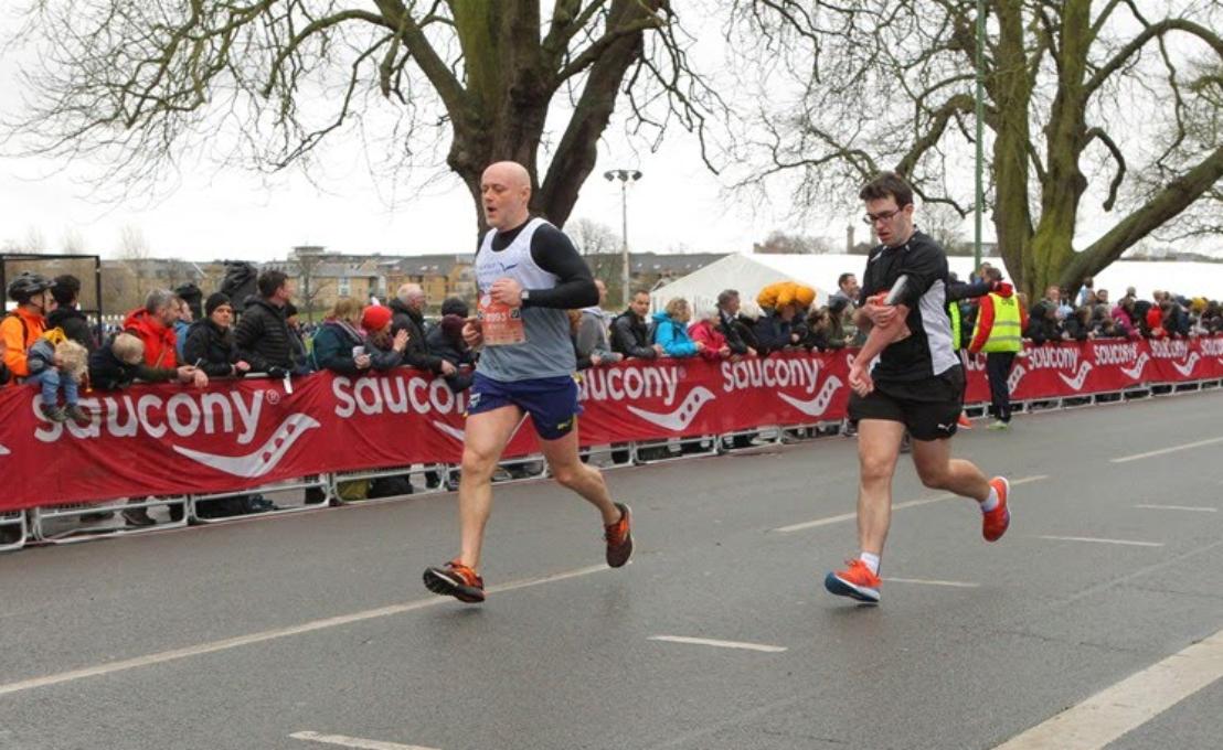 Andy Stevenson to run London Marathon for Reverse Rett