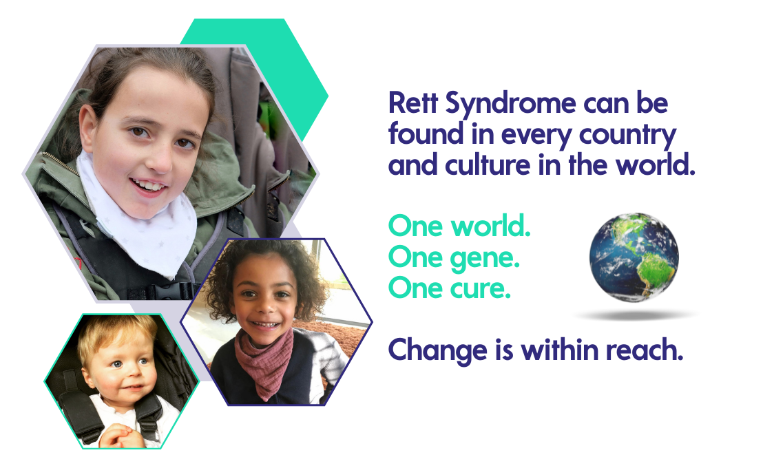 October is Rett Syndrome Awareness Month