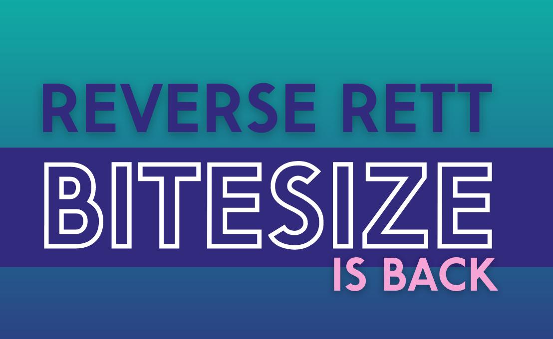 Bitesize is Back!