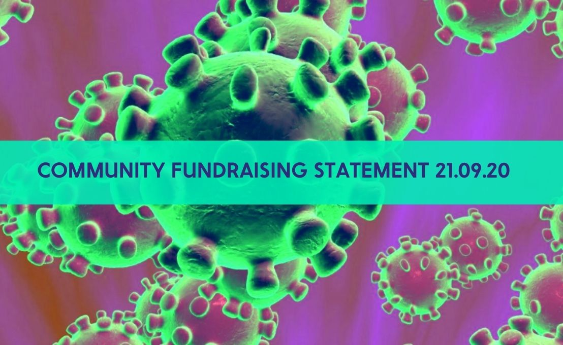 Reverse Rett statement on Community Fundraising and Covid19 21.09.20