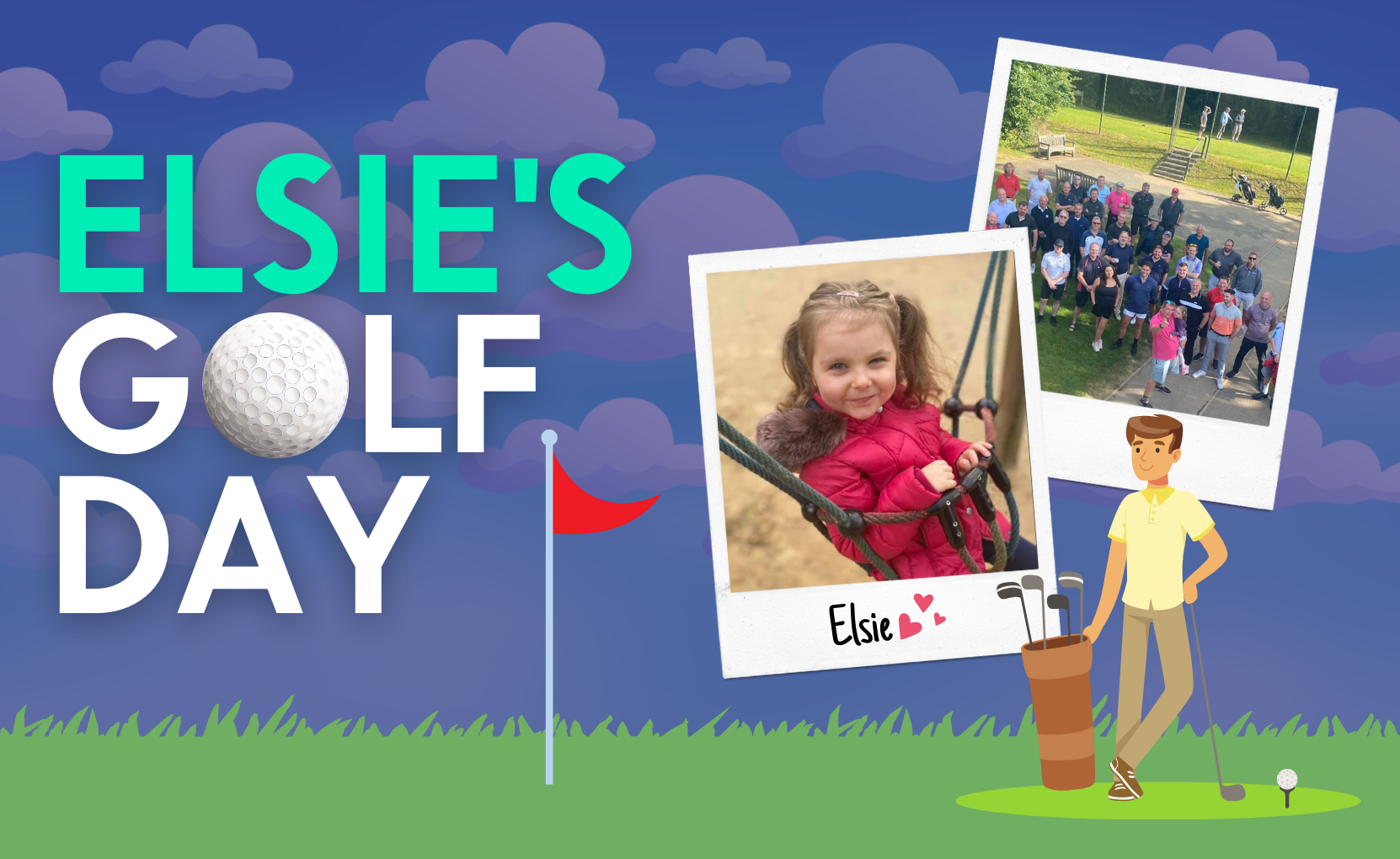 Elsie's Golf Day