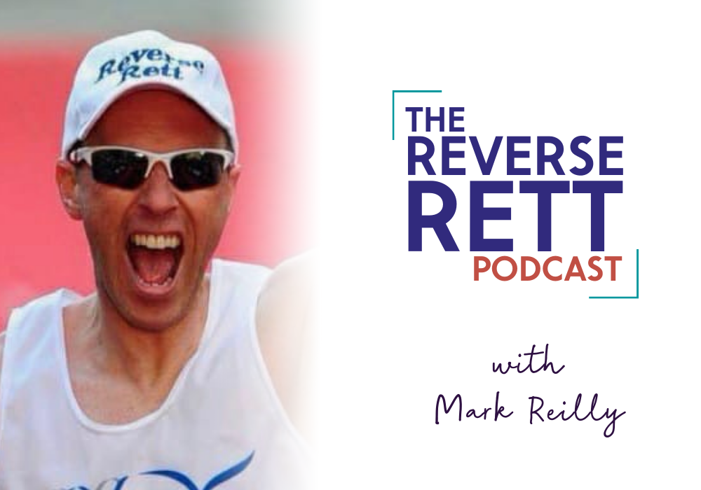 Episode #9 Mark Reilly with Andy Stevenson