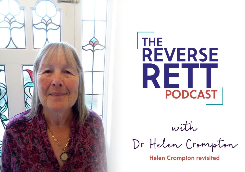 Episode #13 Dr Helen Crompton revisited