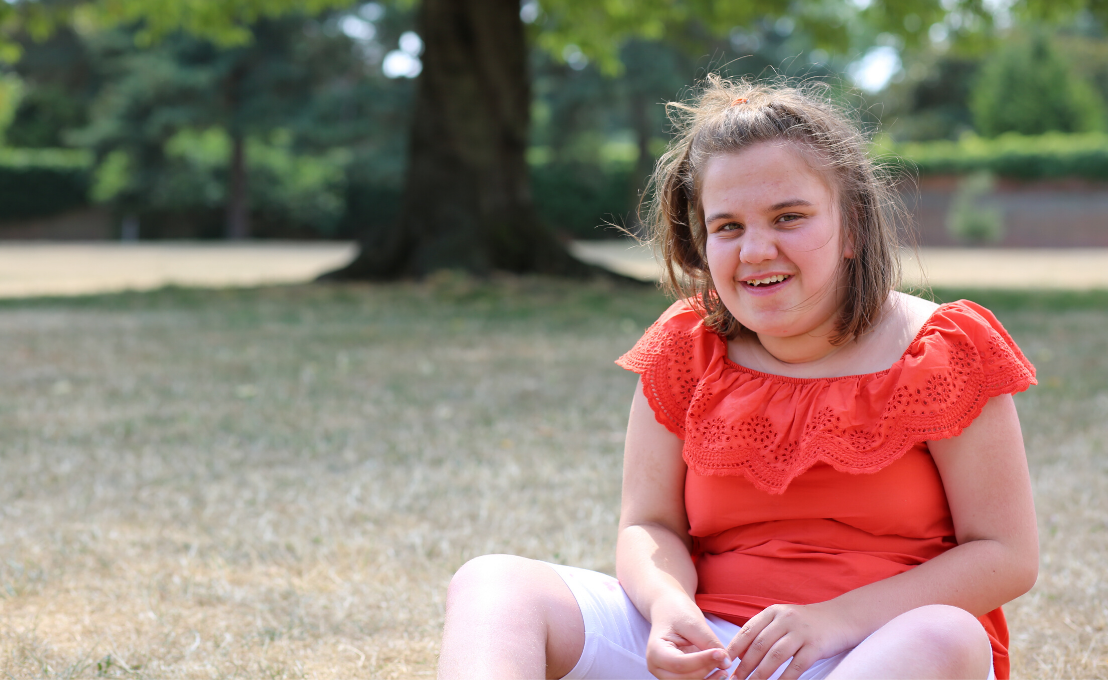Leighton Buzzard Online: Halloween fundraiser for brave Pitstone girl who was robbed of her ability to speak by Rett Syndrome
