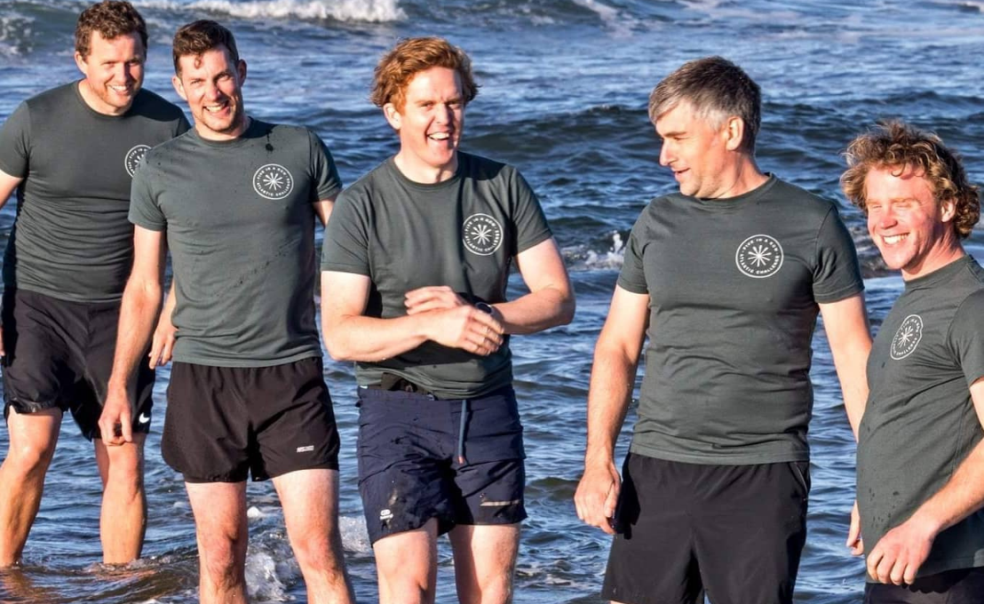 Edinburgh Evening News: Father-of four to row across the Atlantic to raise money for the charity working to find a cure for his daughter's disabling genetic disorder