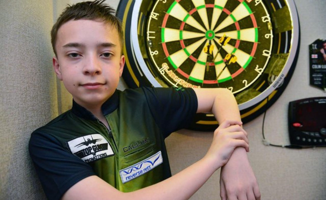 Hartlepool Mail: Hartlepool teenager to compete in junior darts world championship