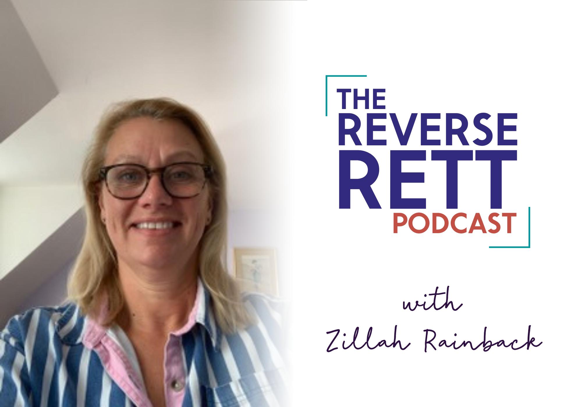 Episode #2 Zillah Rainback