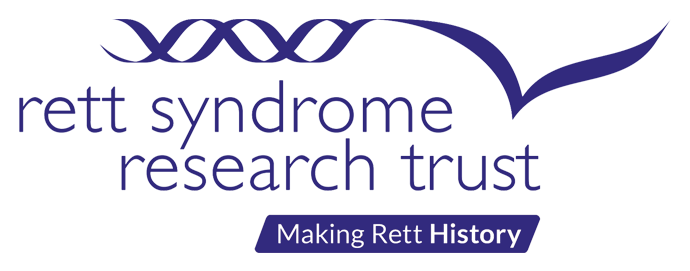 Image result for rett syndrome research trust logo
